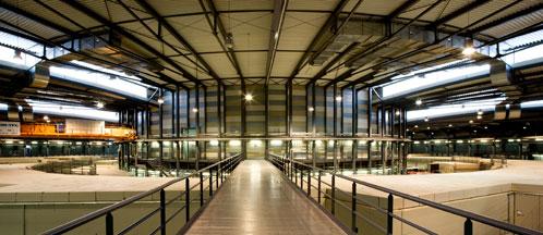 ALBA Experimental hall