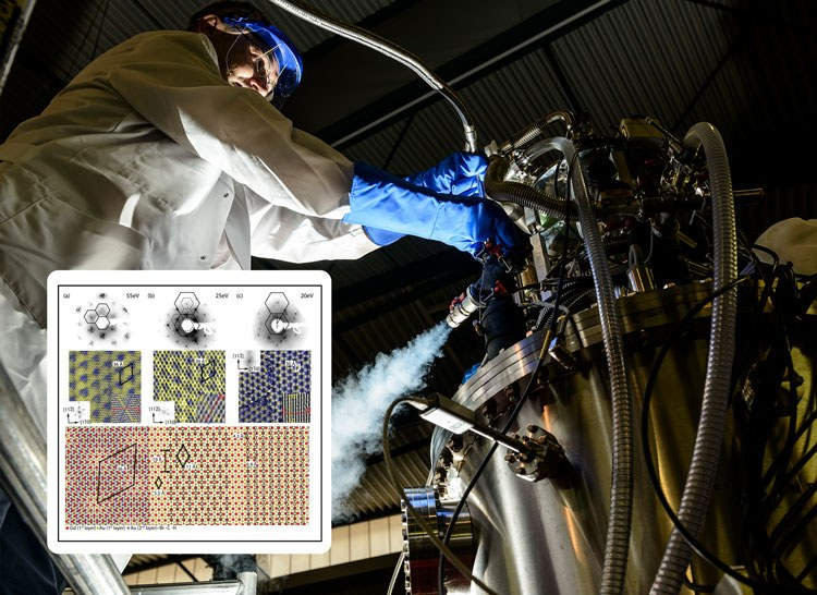 ON-SURFACE POLYMERIZATION ONTO A RARE-EARTH SURFACE-ALLOY - At the BOREAS beamline